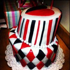 Harley inspired cake