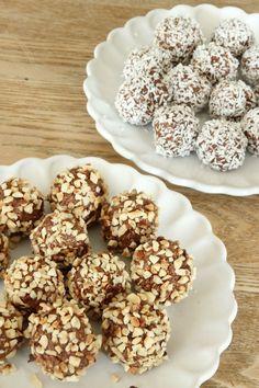 Nutellabollar - Nutella balls