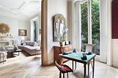 Французский дизайн: Квартиры в Париже