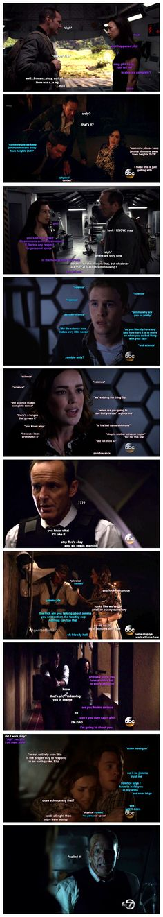 Operation Fix the Science Babies || Phil Coulson, Melinda May, Jemma Simmons, Leo Fitz || #meme #fitzsimmons