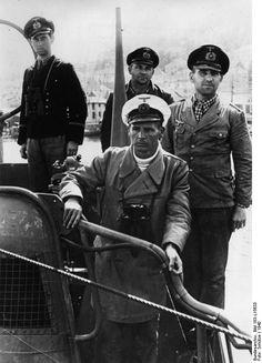 Engelbert Endrass, U-boat commander