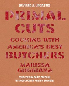 Great graphics, great book:  Primal Cuts