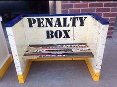 DIY Penalty box