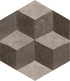 FAP Firenze Deco Grey 21.6x25   Напольная плитка 2840р