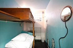 My cell room :) pretty awesome place to stay and be locked up ;)