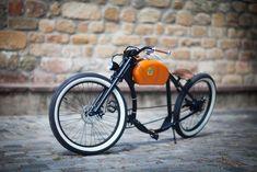 Spanish Electric Bicycle Has Custom Cruiser Look