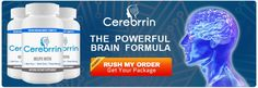 "CEREBRRIN REVIEWS - Brain Supplements.   Cerebrrin Smart Pill is like ""Viagra for the brain."" It helps clear your mind for optimum focus, and enhances mental clarity and cognitive precision. Learn faster, work smarter and concentrate harder with Cerebrrin! - See more at: http://easybodyfitness.com/cerebrrin-reviews-brain-supplements-is-it-a-scam-or-legit/"