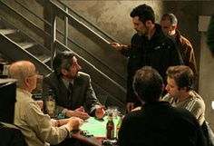 Escena da serie Matalobos