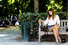 J'ai Perdu Ma Veste / Tilda Lindstam – Paris.  // #Fashion, #FashionBlog, #FashionBlogger, #Ootd, #OutfitOfTheDay, #StreetStyle, #Style