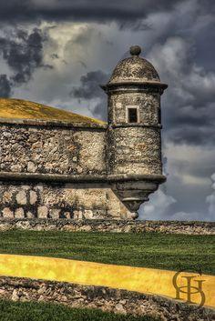 Fuerte San Miguel by Ismael G.G.