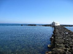 Chania Prefecture, Greece: The chapel at Geogioupolis