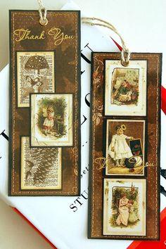 Vintage Bookmarks