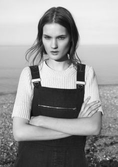 ONE GIRL IS WORTH MORE USE THAN 20 BOYS: KIRSI PYRHONEN BY BEN TOMS FOR UNDER THE INFLUENCE #12 SPRING/SUMMER 2013