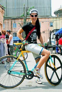 Bikes, bikes & bikes! : Photo