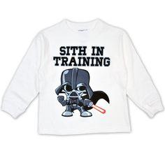 Darth Vader Star Wars Toddler Boys T-Shirt