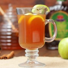 Gather around the fireplace and enjoy this is Hot Toddy!