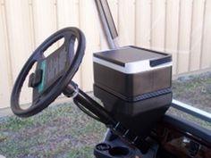 Universal Golf Cart Igloo Legend Cooler w/ Mounting Tray