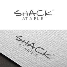 Shack at Airlie Logo Design by sharon bolder