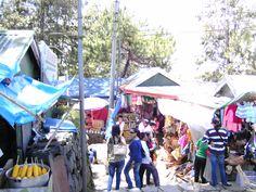 Market, in Mine View Park, Baguio