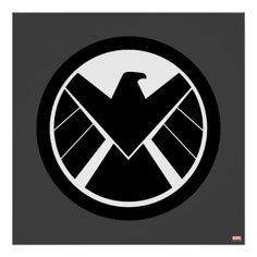 S.H.I.E.L.D Icon Poster - tap to personalize and get yours
