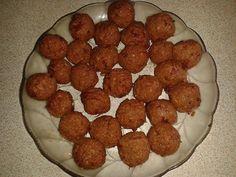 Czech Recipes, Ethnic Recipes, Snack Recipes, Snacks, Dumplings, Side Dishes, Almond, Recipies, Paleo