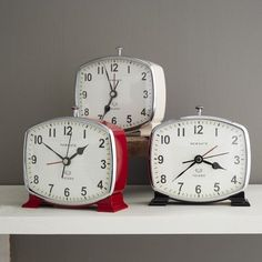 Newgate Alarm Clock - Toledo | west elm