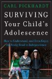 Carl Pickhardt, author of Surviving Your Child's Adolescence. Topic: How to understand, and even enjoy, the rocky road to independence. Issues: Preparing for the inevitable; a road map to early, mid-, and late adolescence; discipline that does–and doesn't–work; why constant arguing is better than silence.