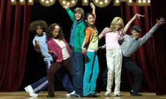 Highschool Musical ! The most famous film for teen in this decade , a music movie on  Disney Chanel . My friends in class never stopped to discuss about this film