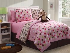 Girls Kids Bedding - Bed in a Bag   Home Goods Galore
