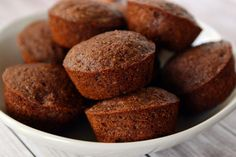 Good Morning Power Muffins {Full of Whole Grains and Superfoods!}--these are great!   I used zucchini instead of carrots and they were delicious.