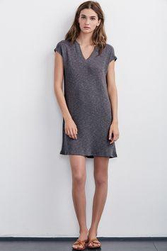 Evening dress velvet by graham