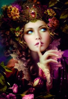 You'll Love these Melanie Delon Jigsaw Puzzles! If you like fantasy and gothic images these Heye puzzles from the artwork of Melanie Delon are amazing. Foto Fantasy, Fantasy Magic, Fantasy World, Fantasy Art, Fantasy Fairies, Melanie Delon, Poses References, Illustrations, Belle Photo