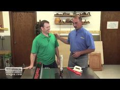 Woodworking Tips: Table Saw Safety for Beginning Woodworkers - YouTube