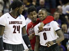 Final NBA draft projections for Harrell, Rozier Terry Rozier  #TerryRozier