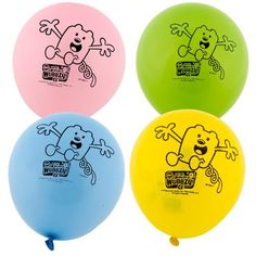 Wubbzy 12 Printed Latex Balloons Asst 8 count >>> Check this awesome product by going to the link at the image.