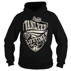 Team VANLEER Lifetime Member (Dragon) - Last Name, Surname T-Shirt