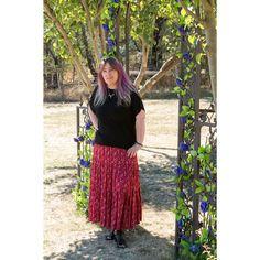 Raven Red Maxi Skirt or Strapless Dress Boho Midi Dress, Red Maxi, Bolero Jacket, Hair Beads, 2 Way, Black Tops, Harem Pants, Strapless Dress, Cover Up