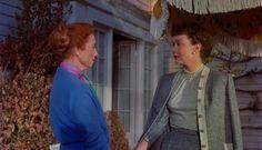 All that heaven allows - 1955, Agnes Moorehead