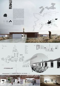 #Project_of_the_day  by Team  NOWHERE STUDIO Members: Georgios Karampelas, Dimitrios Ntimos, Konstantina Tsirogianni, Andriana Themeli #YAC on www.youngarchitectscompetitions.com