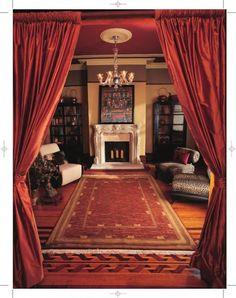 29 Best Portiers Doorway Curtains Images Curtains Doorway Curtain Victorian