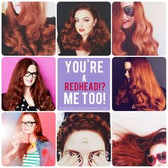 The Beauty Dept: Kirstin Ess on Red Hair. Has some awesome tips!