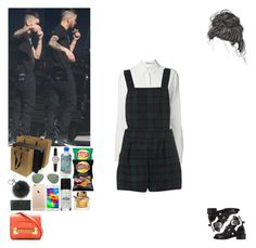 """""""#tbt2015 : Zayn help to carry my stuff in his house for the holidays in LA.(Zayn's BF)"""" by asma-d ❤ liked on Polyvore featuring T By Alexander Wang, Balenciaga, Sophie Hulme, Chanel, Samsung, Le Couvent des Minimes, Burberry, Michael Kors, Ray-Ban and Limit"""