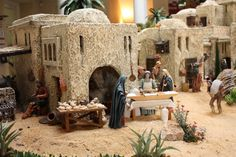 Christmas Nativity, Christmas Time, Easter Play, Modelos 3d, Beautiful Landscapes, Middle East, Diving, Scenery, Patio Central
