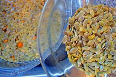 How to Roast Pumpkin Seeds: Don't waste those precious pumpkin seeds, roast them instead