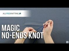 Magic No-Ends Knot - YouTube