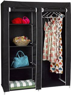 Furniture Home Furniture Good Actionclub Multifunction Non-woven Cloth Closet Dust-proof Moisture-proof High Quality Fabric Wardrobe Clothes Storage Cabinet Cool In Summer And Warm In Winter