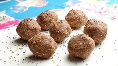 100 Calorie Super Healthy Bliss Balls Recipe