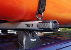Thule 144cm SlideBar bi-directional sliding bars (2) no. 892.