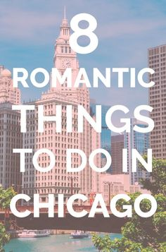 8 Romantic Things To Do in Chicago: unique date ideas & fun things to do for couples in Chicago Couples Things To Do, Romantic Things To Do, Romantic Dates, Romantic Couples, Fun Things, Romantic Ideas, Romantic Gifts, Chicago Things To Do, Places In Chicago