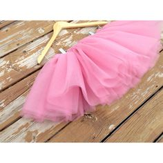 Adult Teen Tutu Bachelorette Party Dusty Rose Tulle Skirt Any Length... ($55) ❤ liked on Polyvore featuring skirts, silver, women's clothing, pink tutu skirt, short mini skirts, long sheer skirt, short tulle skirt and pink mini skirt